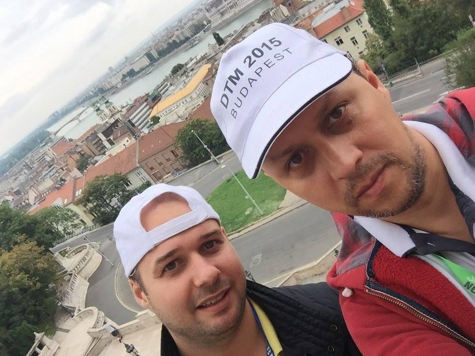 DTM 2015 Budapest (Danube Tablers Meeting)